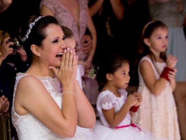 O casamento de Lezihel e Aline em Cuiabá, Mato Grosso 21