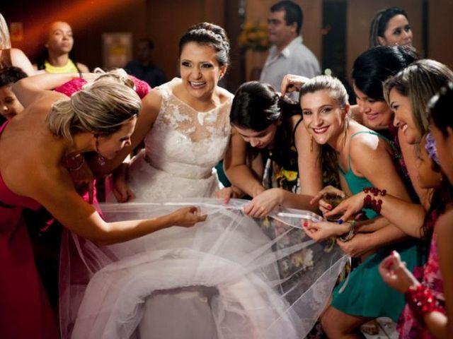 O casamento de Lezihel e Aline em Cuiabá, Mato Grosso 25
