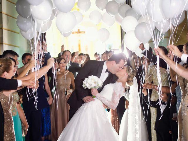O casamento de Luciana e Neto