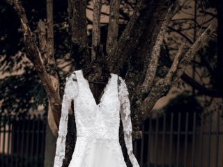 O casamento de Amanda e Paulo Cristiano 1