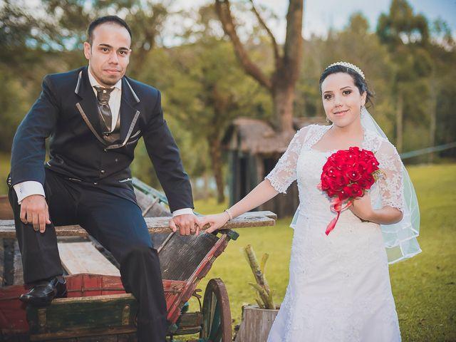 O casamento de Cassia e Elison