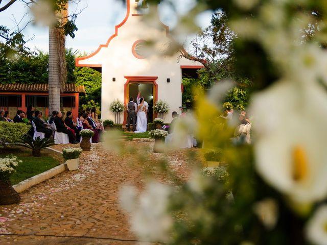 O casamento de Jorgiana e Fernando