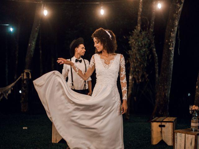 O casamento de Amanda e Paulo Cristiano