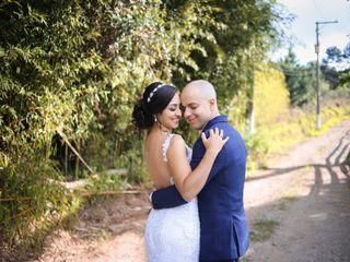 O casamento de Bianca e João Vitor
