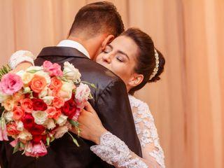 O casamento de Isabella e Anderson 1