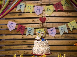 O casamento de Yohana e Gabriel 3