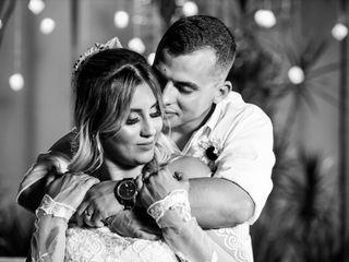O casamento de Yohana e Gabriel