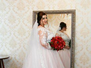 O casamento de Reilla e Júlio 1