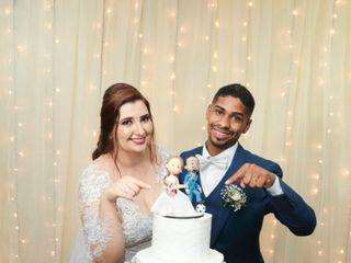 O casamento de Reilla e Júlio