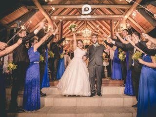 O casamento de Fabiana e Alex