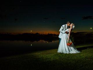 O casamento de Thayna e Marcos
