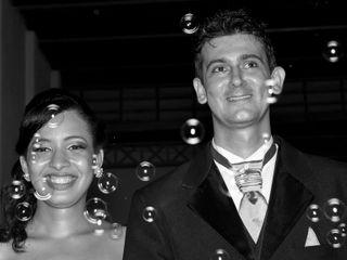 O casamento de Thaynara e Marcos