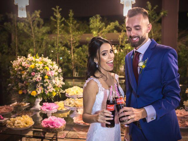 O casamento de Ana Claudia e Samuel