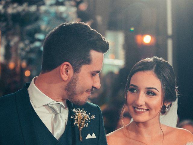 O casamento de Evelyn e Lucas