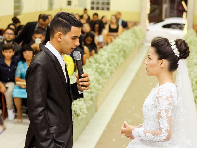 O casamento de Isabella e Anderson