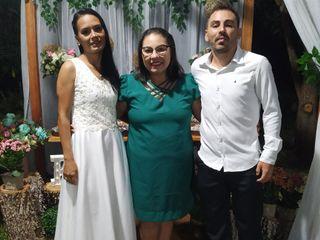 O casamento de Kelle e Weliton 3