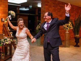 O casamento de Bete e Libero