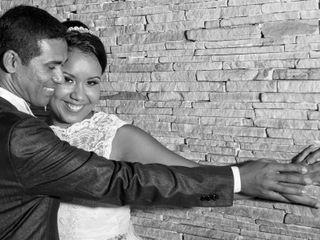 O casamento de Roseane e Jurandy