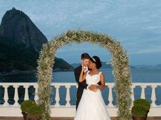 O casamento de Kivia e Douglas