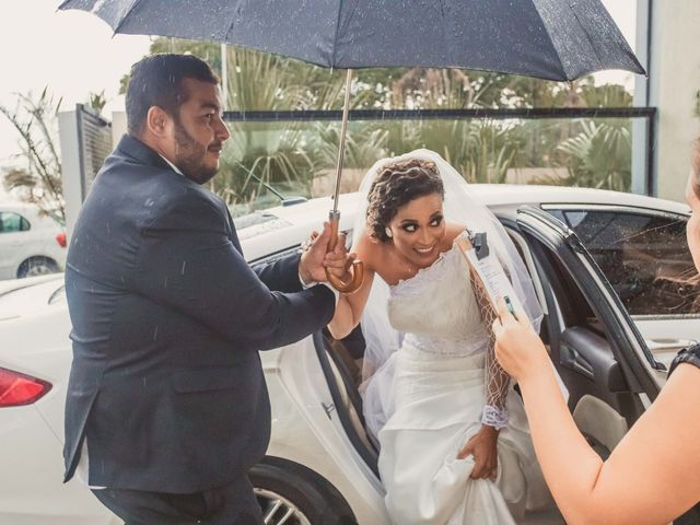 O casamento de Marcelo e Tatiana em Gama, Distrito Federal 8