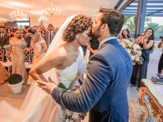 O casamento de Marcelo e Tatiana em Gama, Distrito Federal 14