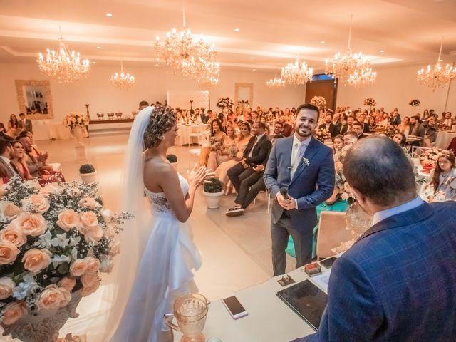 O casamento de Marcelo e Tatiana em Gama, Distrito Federal 22