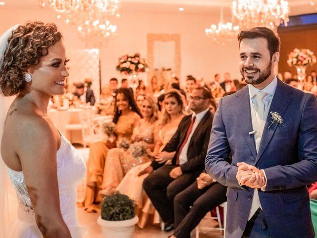 O casamento de Marcelo e Tatiana em Gama, Distrito Federal 23