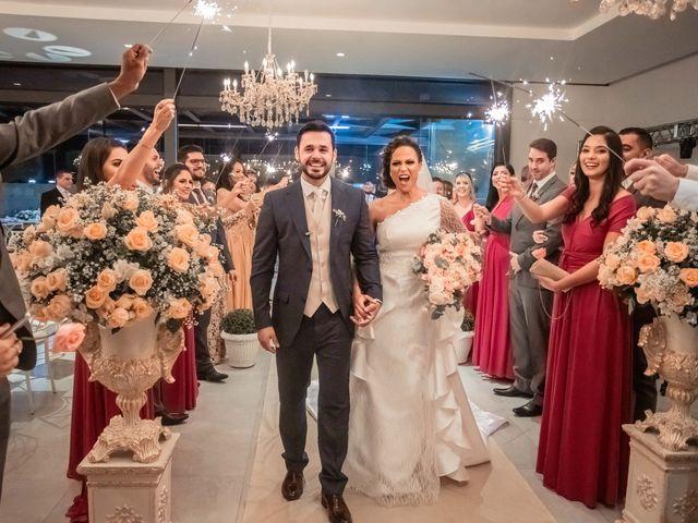 O casamento de Marcelo e Tatiana em Gama, Distrito Federal 30