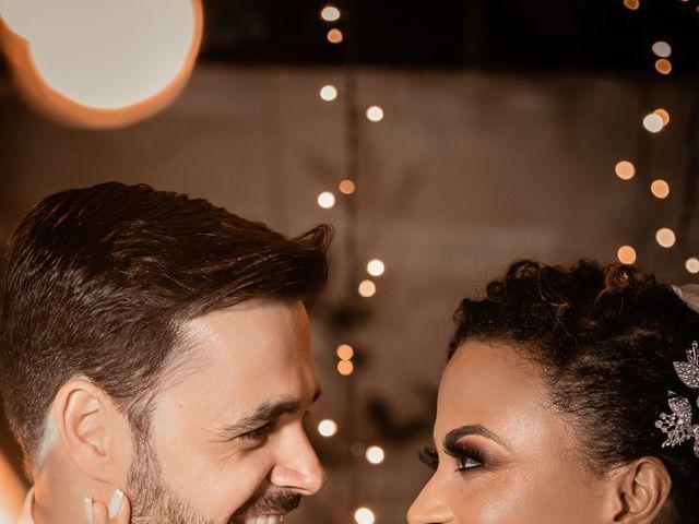 O casamento de Marcelo e Tatiana em Gama, Distrito Federal 2