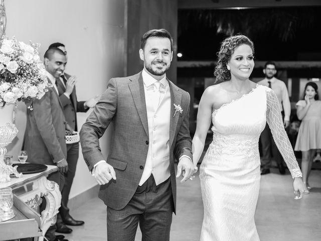 O casamento de Marcelo e Tatiana em Gama, Distrito Federal 35