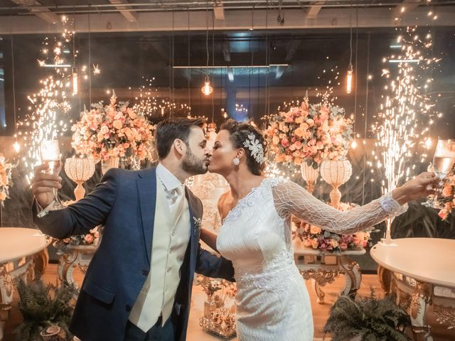 O casamento de Marcelo e Tatiana em Gama, Distrito Federal 36