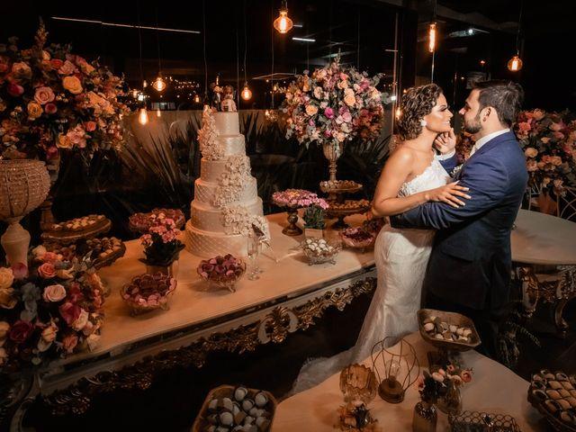 O casamento de Marcelo e Tatiana em Gama, Distrito Federal 44