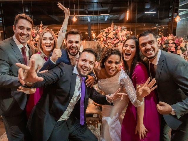 O casamento de Marcelo e Tatiana em Gama, Distrito Federal 48