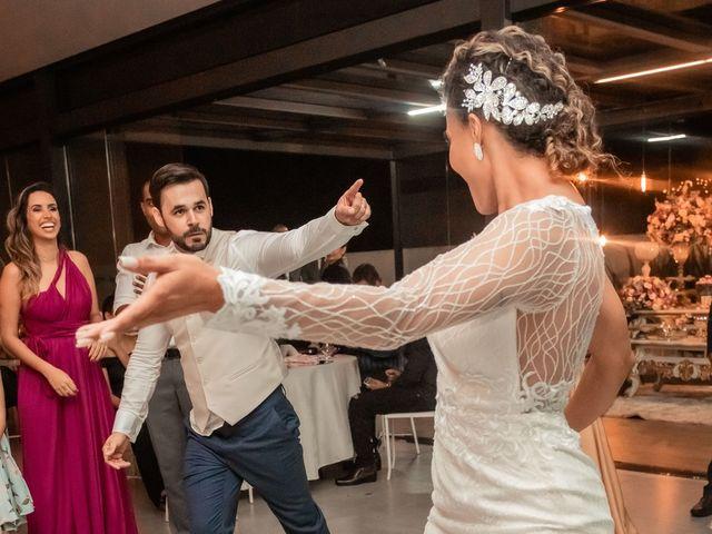 O casamento de Marcelo e Tatiana em Gama, Distrito Federal 52