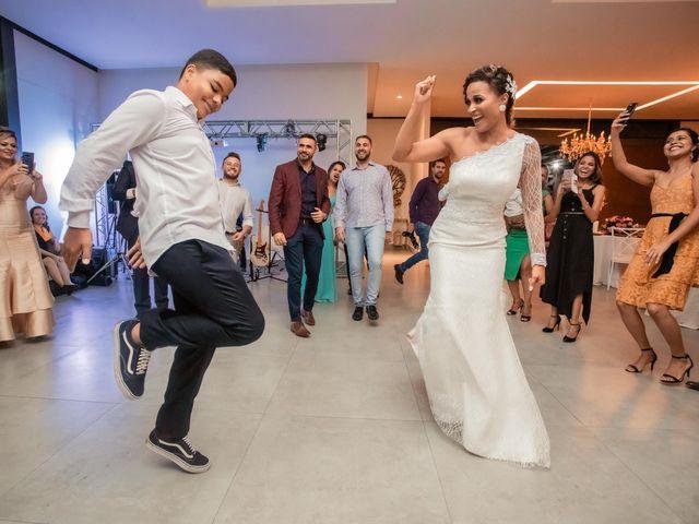 O casamento de Marcelo e Tatiana em Gama, Distrito Federal 53
