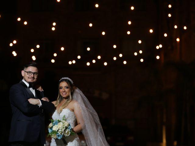 O casamento de Karen e Leonardo