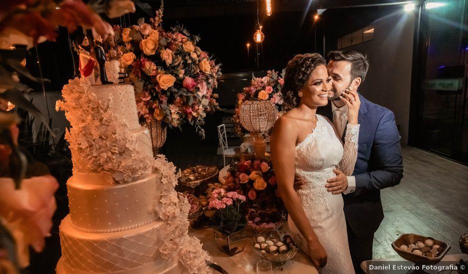 O casamento de Marcelo e Tatiana em Gama, Distrito Federal