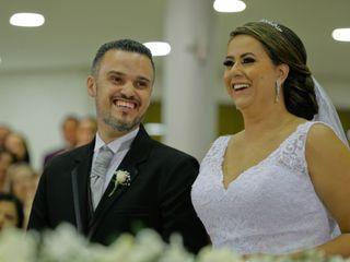 O casamento de Larissa e Kayo Sérgio