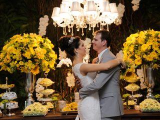 O casamento de Roberta  e Everson