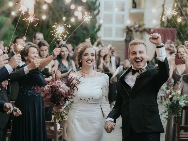 O casamento de Vivi e Leonel