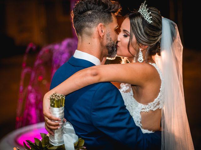 O casamento de Talytta e Robson