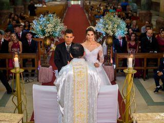 O casamento de Sara e Semeão 1