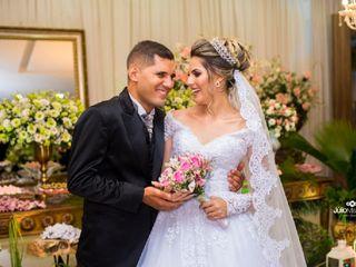 O casamento de Sara e Semeão