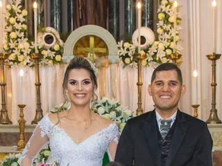 O casamento de Sara e Semeão 3