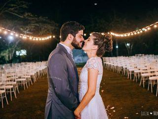 O casamento de Ana Helena e Brunello