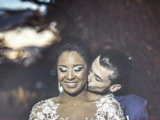 O casamento de Vitoria e Evandro