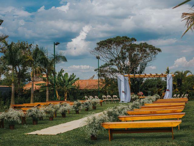 O casamento de Walace e Vanessa em Araçariguama, São Paulo 3