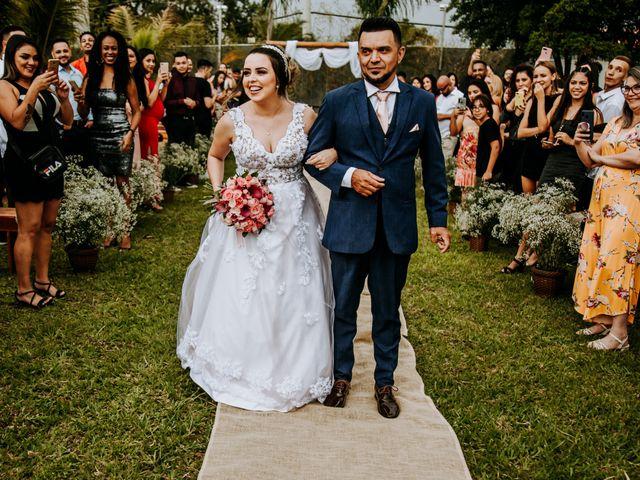 O casamento de Walace e Vanessa em Araçariguama, São Paulo 8