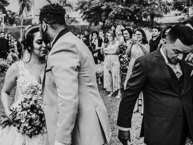 O casamento de Walace e Vanessa em Araçariguama, São Paulo 10