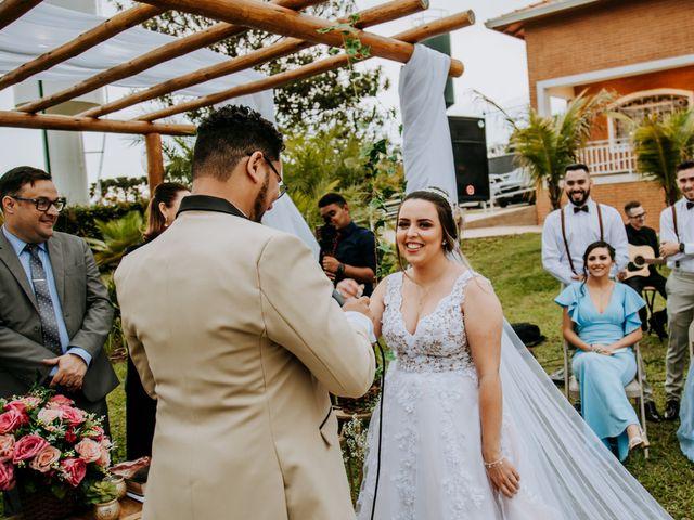 O casamento de Walace e Vanessa em Araçariguama, São Paulo 16